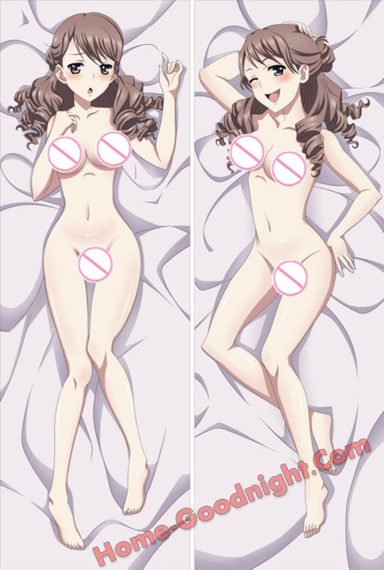 Hanasaku Iroha - Yuina Wakura dakimakura girlfriend body pillow cover